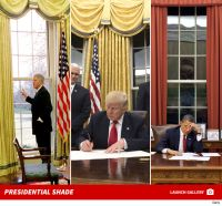 Donald Trump Chooses Same Curtains for Oval Office as ...