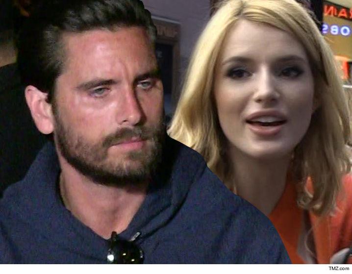 Scott Disick Sends Bella Thorne Bouquet Looks Just Like