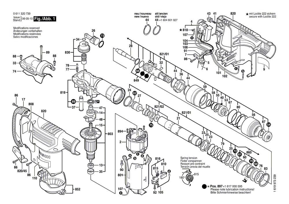 parts diagram vs schematic