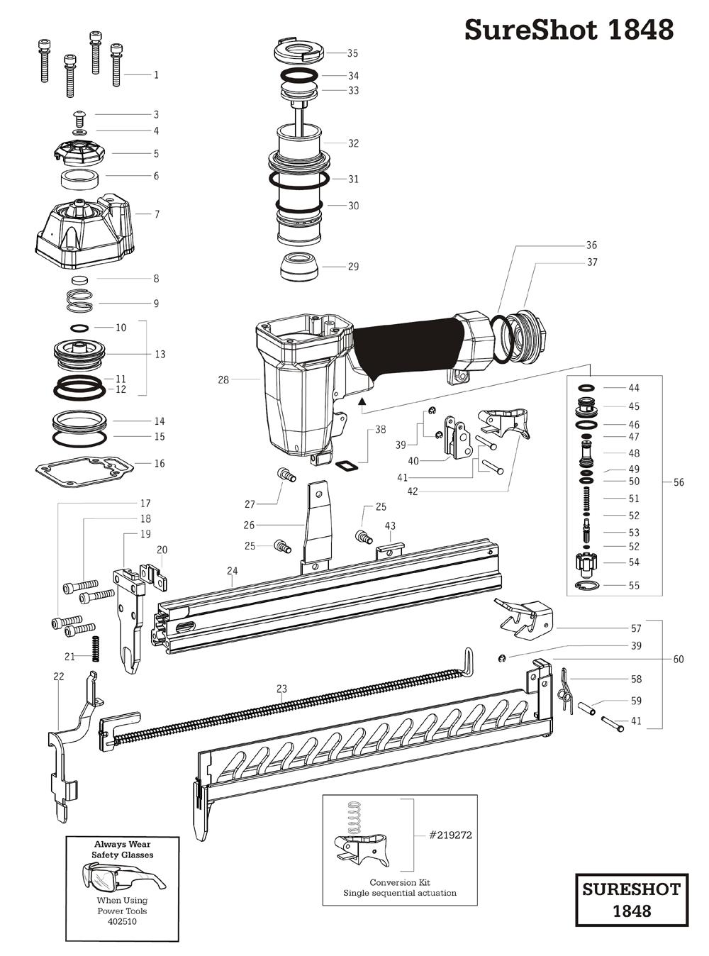 parts schematic