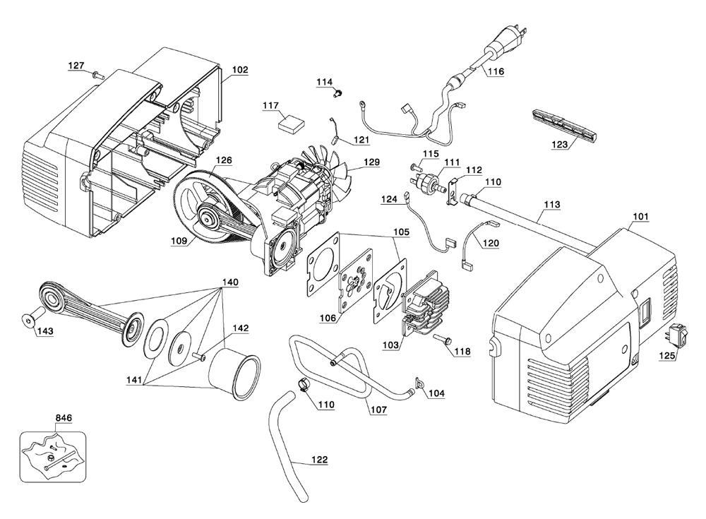 diagram of air compressor compressor pro
