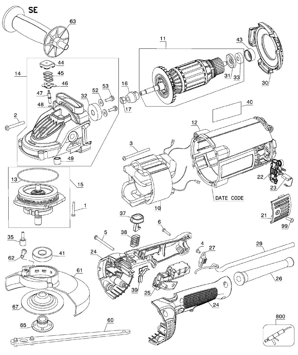 Milwaukee Sawzall Wiring Diagram Rotozip Auto