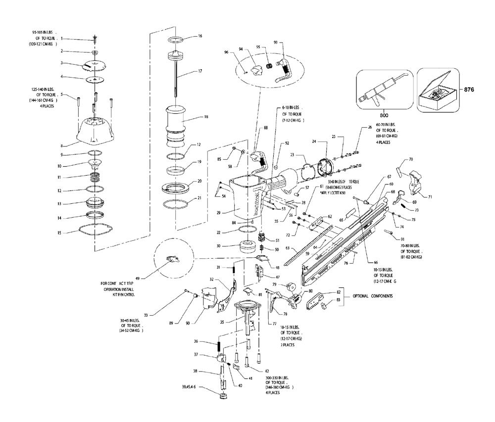 number wire schematic
