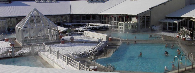 Wellness Bad Gögging Limes Therme Bad Gögging • Schwimmen • Wellness