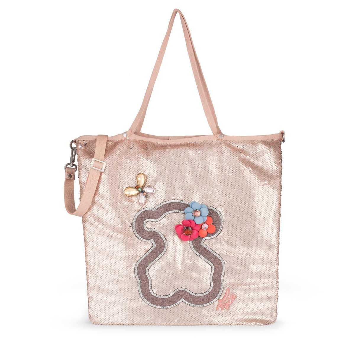 Rosa Tasche Shopping Tasche Jodie Special Patch In Rosa