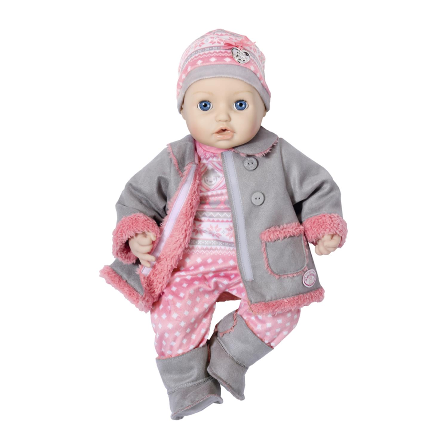 Baby Doll Küche Zapf Creation 700099 Baby Annabelle Deluxe Kalte Tage