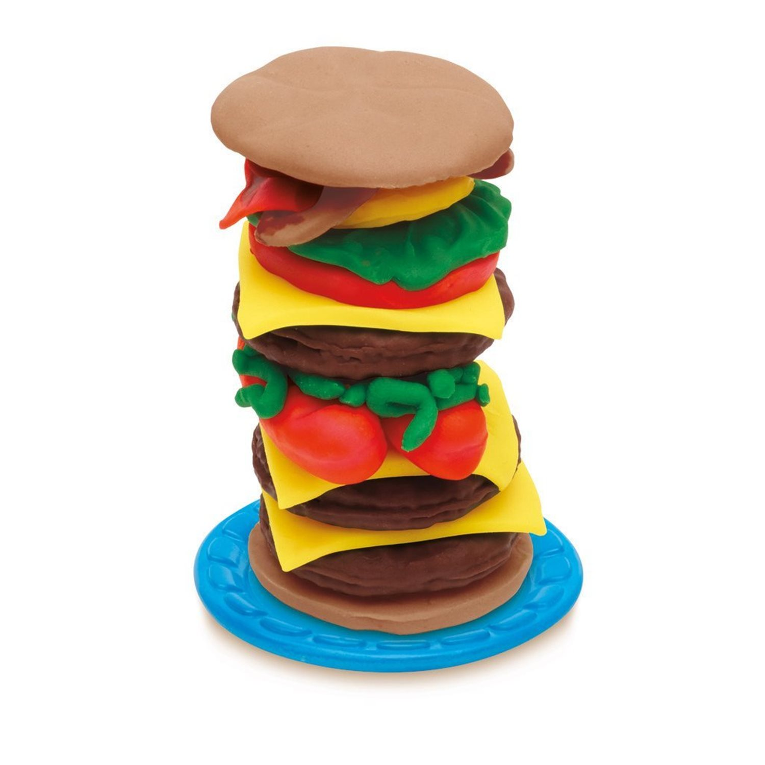 Play Doh Knet Küche Hasbro B5521eu6 Play Doh Burger Party