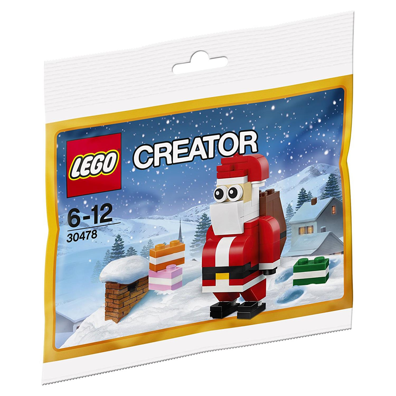 Playmobil Küche Toys R Us Lego 30478 Creator Lustiger Weihnachtsmann Polybag