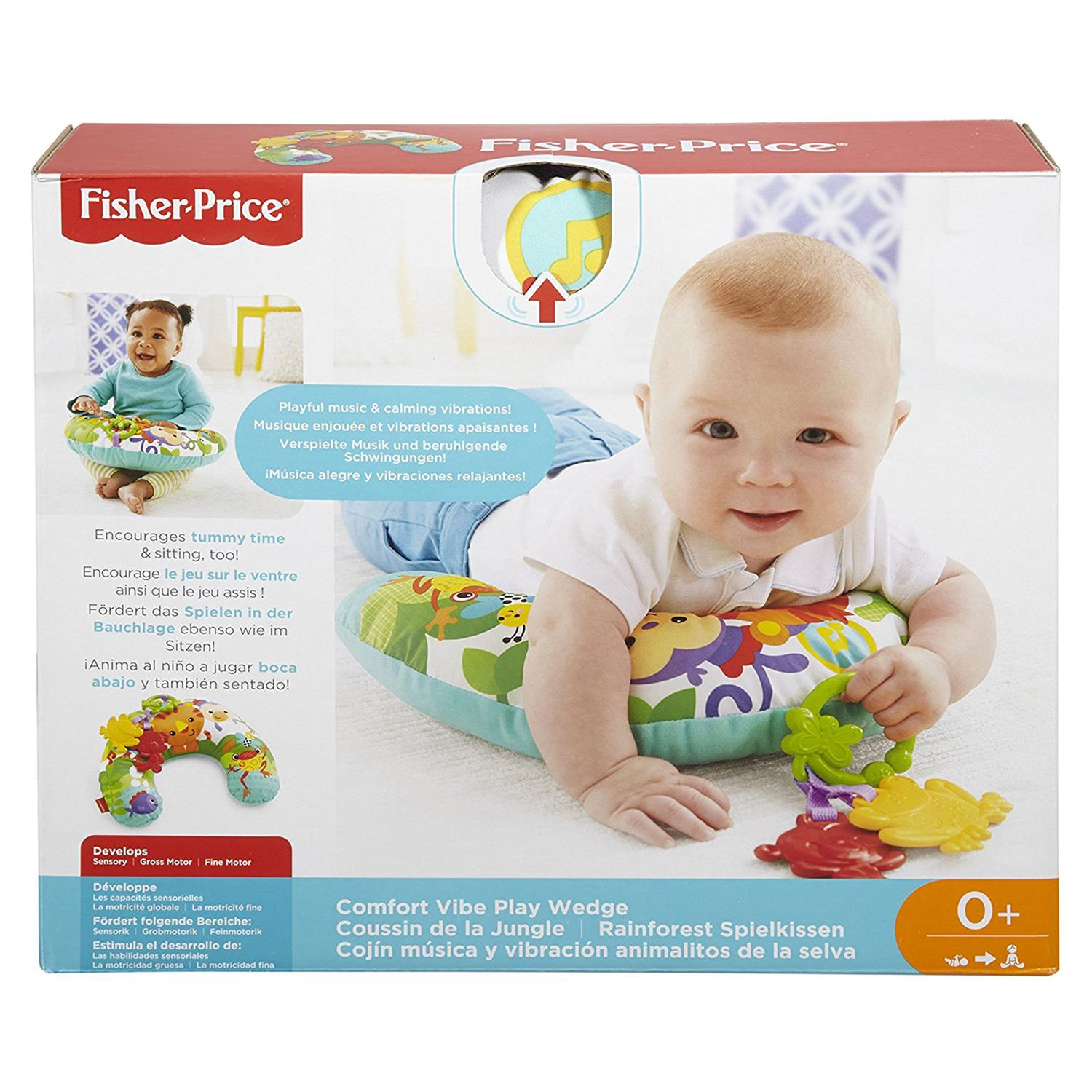 Fisher Price Küche Mattel Cdr52 Fisher Price Rainforest Spielkissen