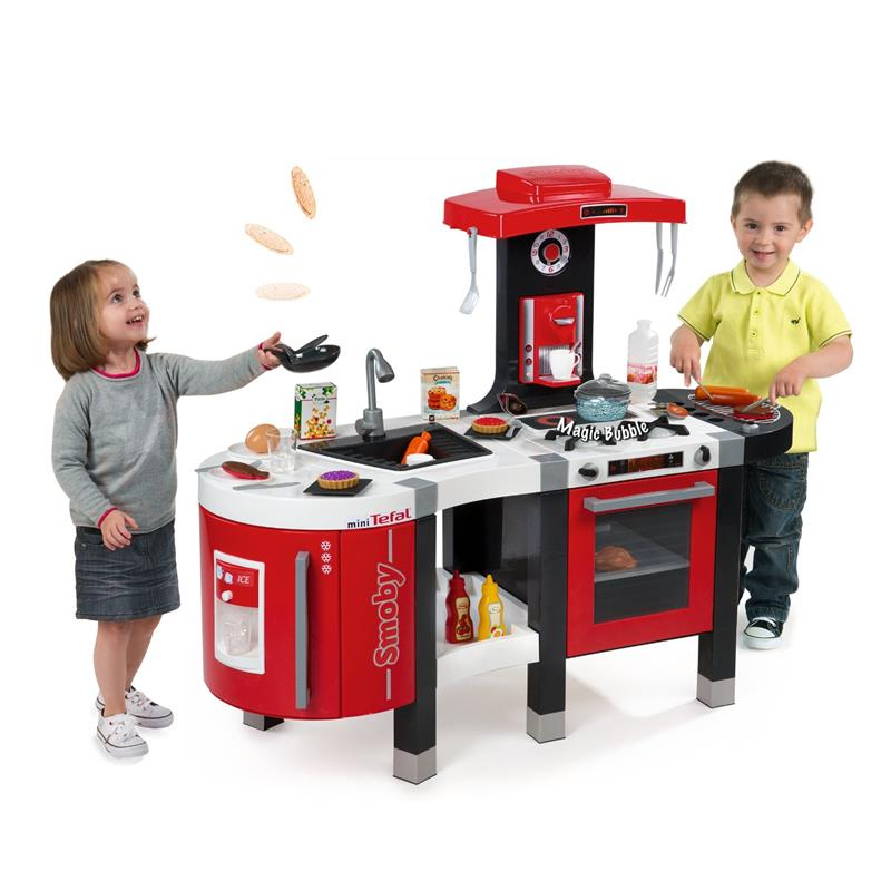 Smoby 311201 Tefal French Touch Bubble Küche - Smoby Xxl Küche Bewertung