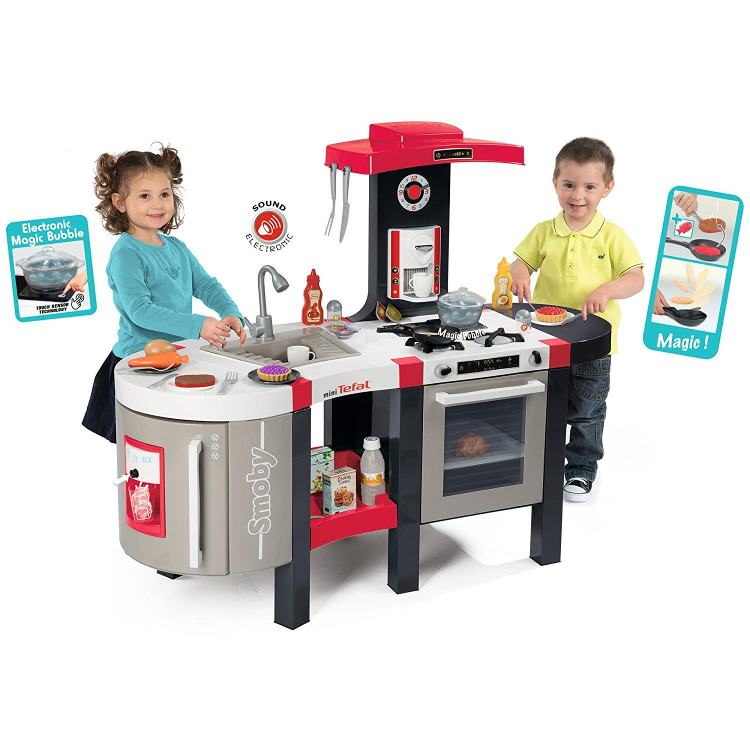 Smoby 311207 Tefal French Touch Bubble Spielküche