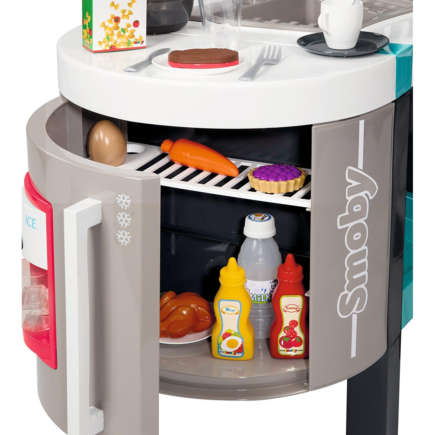 Smoby Küche Bubble Smoby 311207 Tefal French Touch Bubble Spielküche