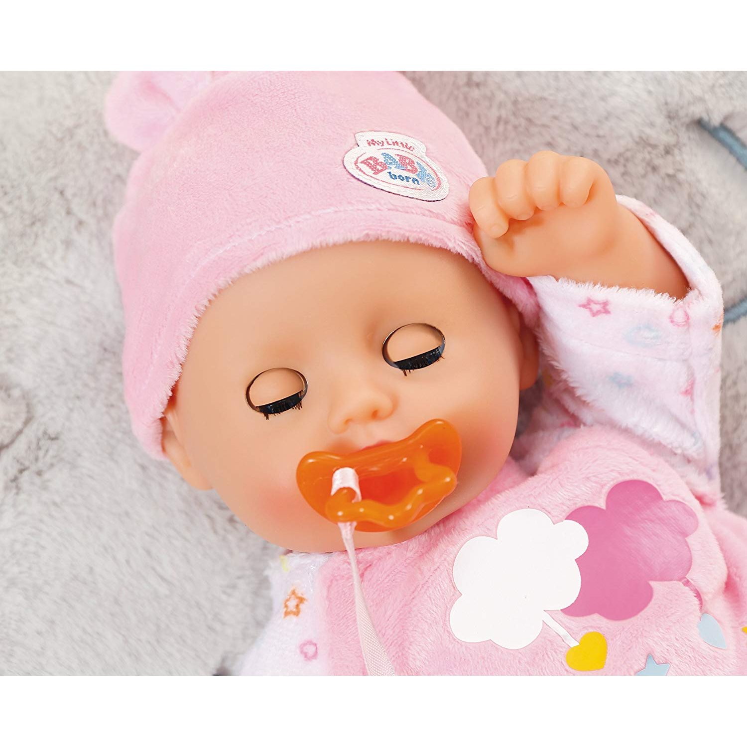 Easy Pool Pflege Zapf Creation 825334 My Little Baby Born® Super Soft Girl