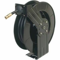 Legacy Workforce Retractable Oil Hose Reel, 1/2 in. x 30