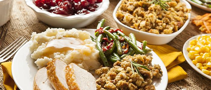 Thanksgiving Dinner - Las Vegas 2016