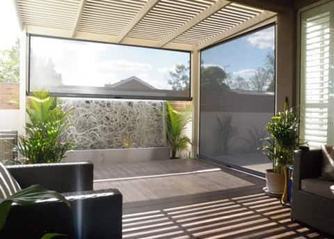 Ozrite Awnings Outdoor Blinds In Capalaba Brisbane
