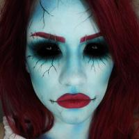 20 Creepy But Cool Halloween Makeup Ideas! | Trusper