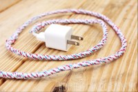 DIY cord wraps for headphones and chargers  | Trusper