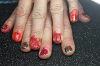 Painted Nails Ideas | www.imgkid.com - The Image Kid Has It!