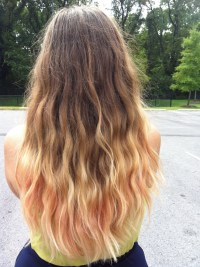 No heat waves! just braid your wet hair and leave the ...