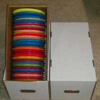 DISC GOLF ART CONTEST - WINNER WINS 4 TROTTERBOXES by BOX4DISCS with THEIR ART