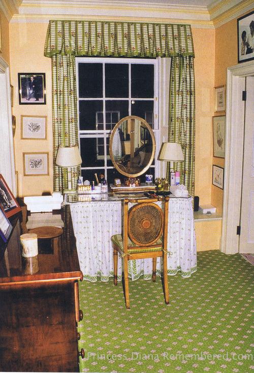 Kate and Williamu0027s Kensington Palace home in London - Apartment 1A - faire une chambre dans un salon