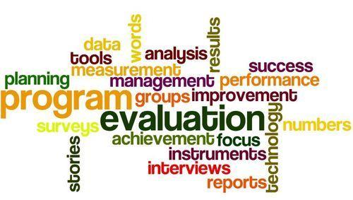 Program Evaluation Apriori Research