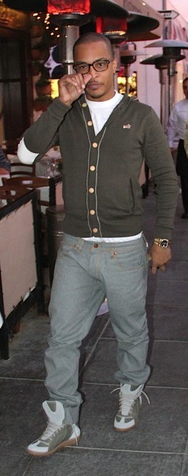 Fashion Clothes Fashion House (celebrity Style: T.i.)