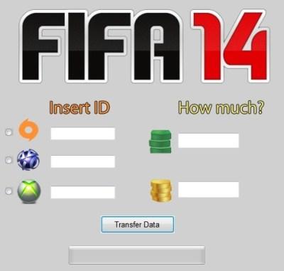 Fifa 14 Ultimate Team Hack Tool