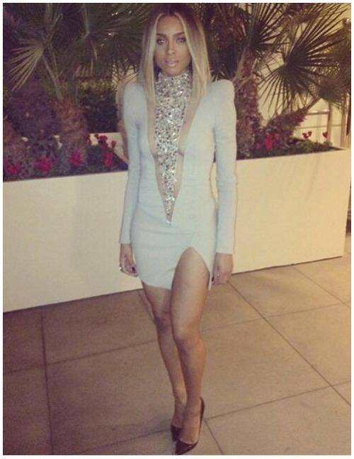 Fresh Look Celebrity Spotlight Ciara Mckenzie Renae