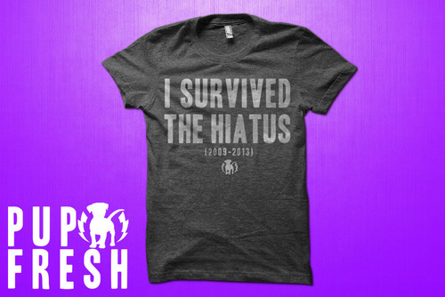 Fall Out Boy Believers Never Die Wallpaper Believers Never Die Quot I Survived The Hiatus Quot Shirts From
