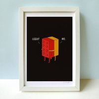 5 Geeky Wall Art Pieces for the Home | Tech Chic Mom