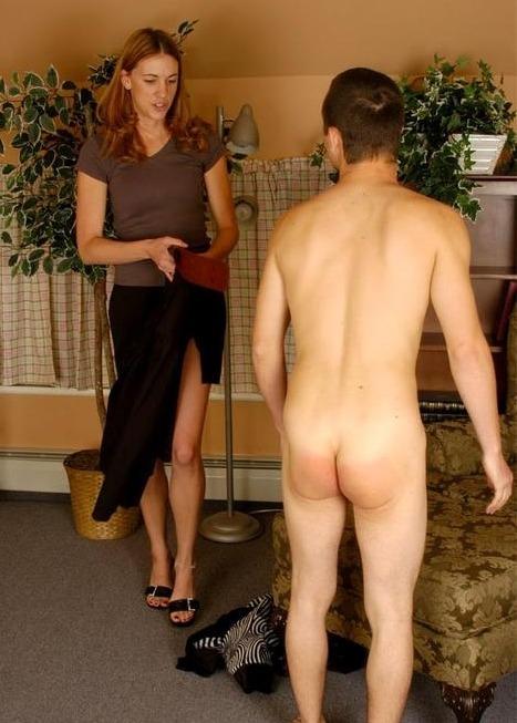 cfnm spanking enema