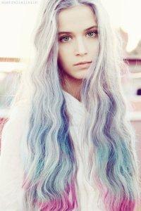 B_A_N_G_S - Pastel hair colours - Pastel hair colours