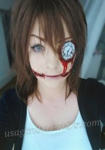 Cosplay Clockwork Creepypasta