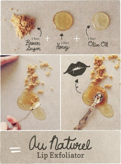 diy all natural lip scrub for summer lovesurf