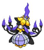 Pokemon Mega Chandelure
