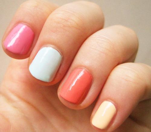 How To Fake A Summer Tan With Nail Polish Birchbox