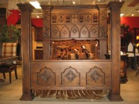 Loftylovin  Gothic & Victorian Style Beds