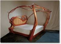 Art Nouveau and Art Deco, The Nortrica Bed