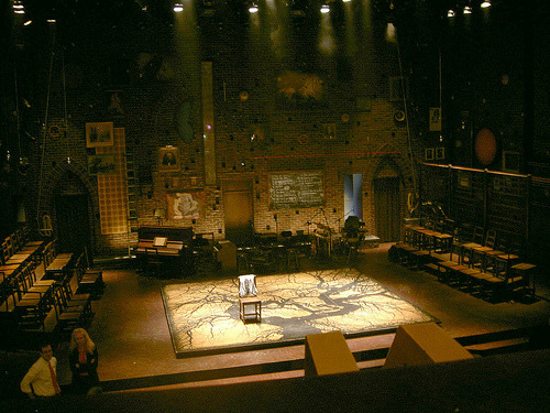deaf west spring awakening set - Google Search Skulduggery - how to make a theatre resume