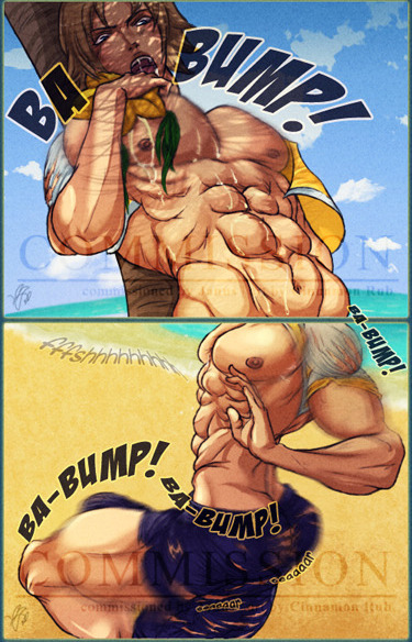 anime hyper muscle