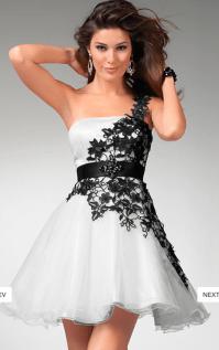babydoll prom dress