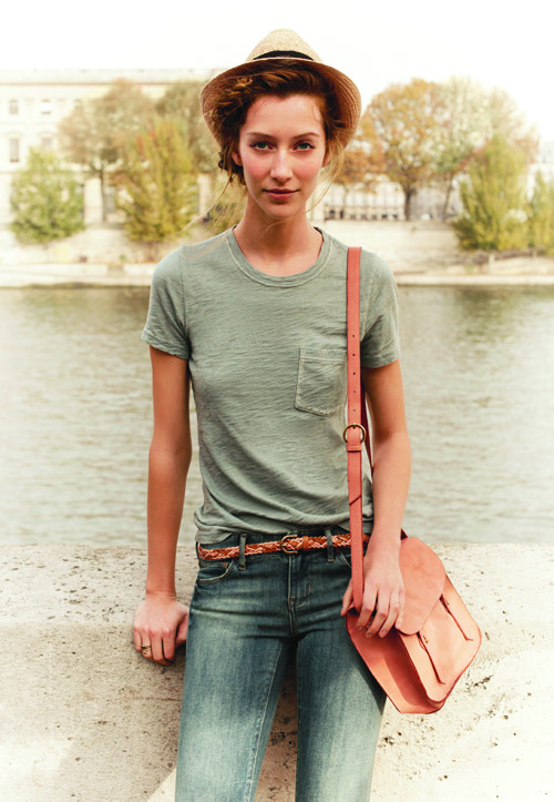 Madewell March 2012 Catalog Madewell March 2012 Catalog new images