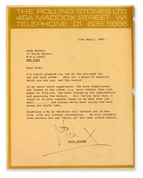 mick jacker to andy warhol Say Pinterest Warhol - how to write a paper