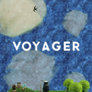 VOYAGER: a video game made from wool