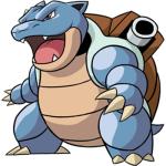 Pokemon Blastoise Evolution