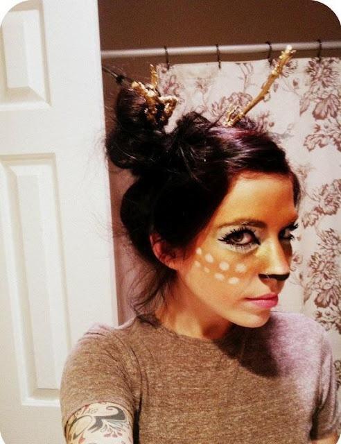 Deer And Deer Hunting Costume Deer Halloween Costume