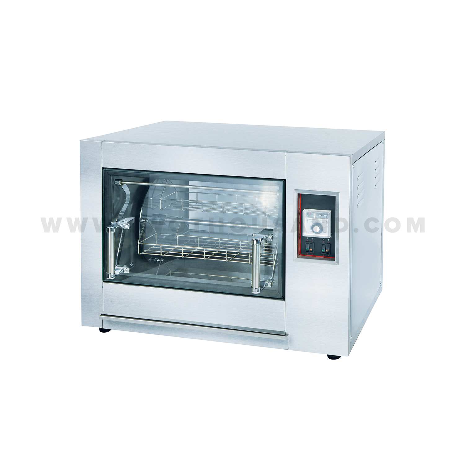 Countertop Rotisserie Ovens L 810mm Countertop Electric Rotary Chicken Rotisserie Oven