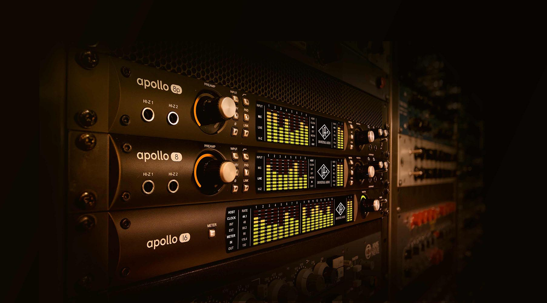 3d Library Wallpaper Universal Audio Audio Interfaces Uad Plug Ins